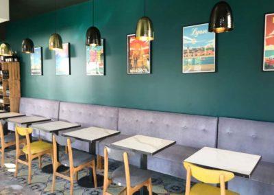 Décoration restaurant Montauban
